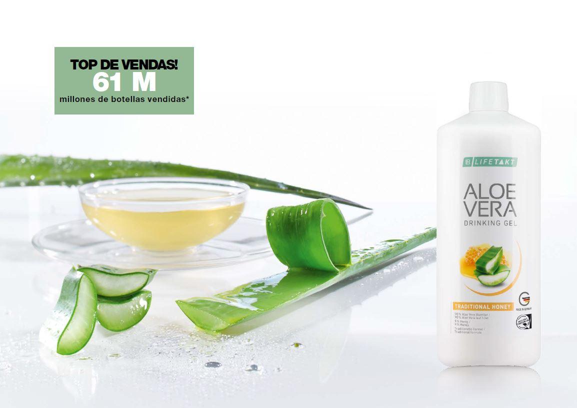 Lr Aloe Vera Gel al Miel Producto más vendido