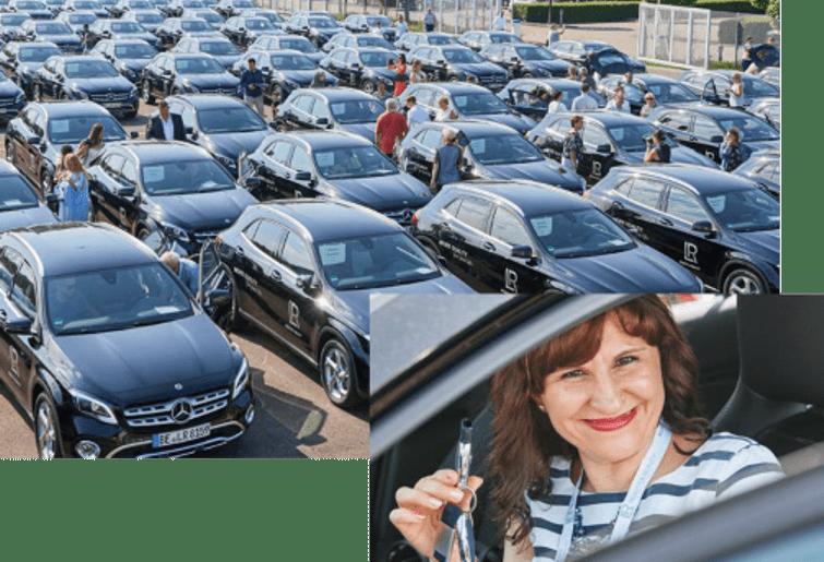 Lr Concepto de automóvil único