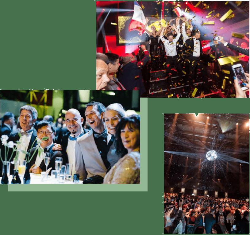 Lr party y eventos para socios