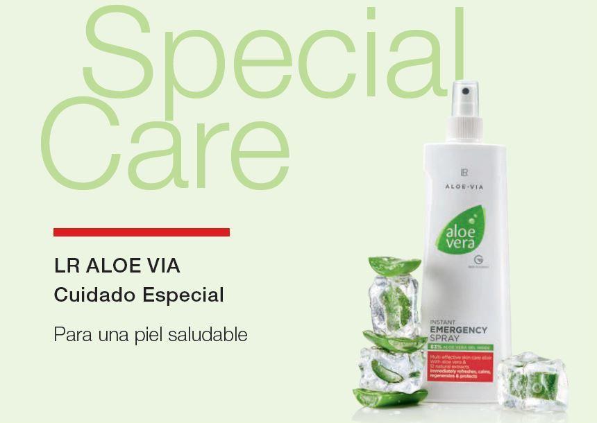 Lr Productos de Aloe Vera Cuidados Especiales