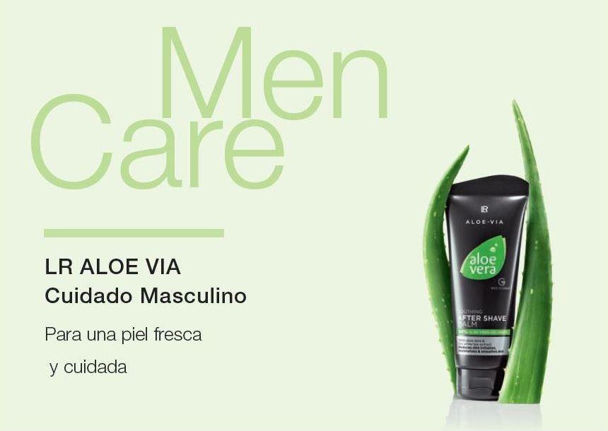 Cuidado Masculino Para una piel fresca y cuidada