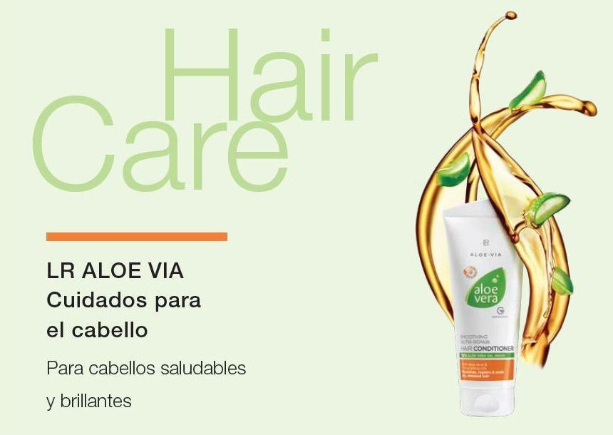 Aloe Vera Cuidados para el cabello